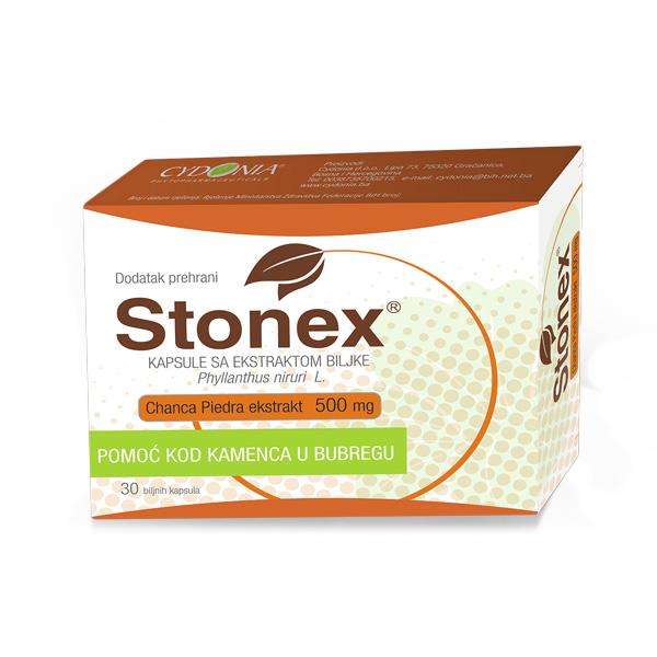 stonex capsules